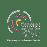 Concepteur de performance durable Logo